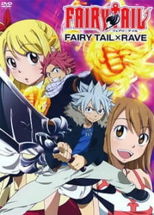 Фейри Тейл х Рейв / Fairy Tail x Rave