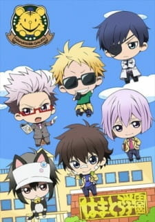 / Mini Hama: Minimum Hamatora Specials